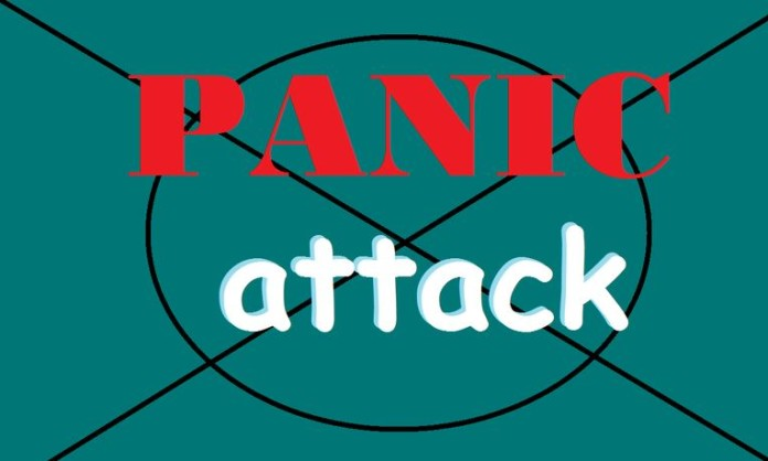 panic attack signs
