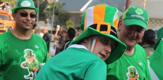 ridiculous st,patrick's day costumes