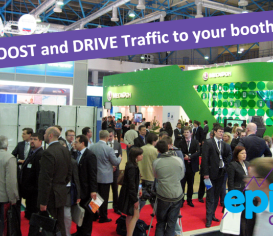 More traffic to your stand