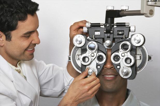 Optometrist